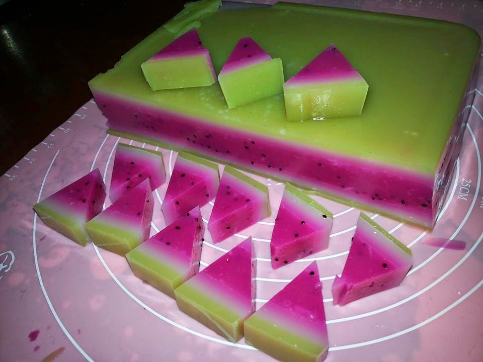 Homemade Meals For Children Watermelon Jelly By Denise Chye