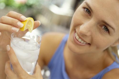 Consigue una buena hidratación a diario