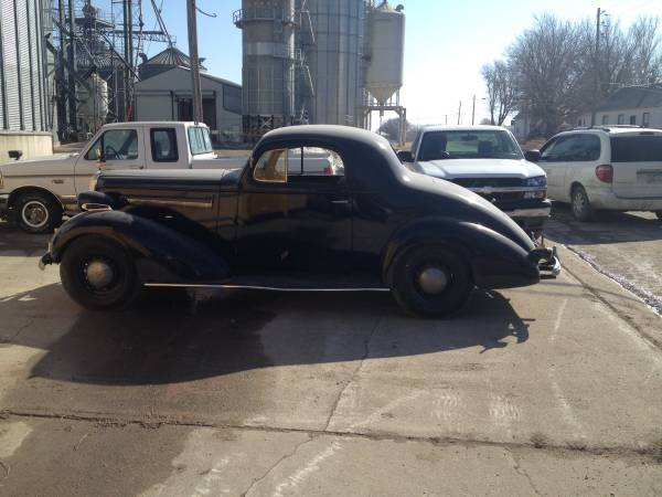 1936 buick coupe 3 window auto restorationice for 1936 pontiac 3 window coupe for sale