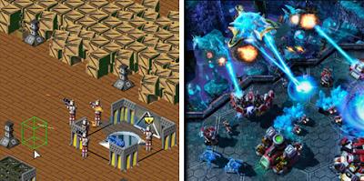 X-COM versus StarCraft