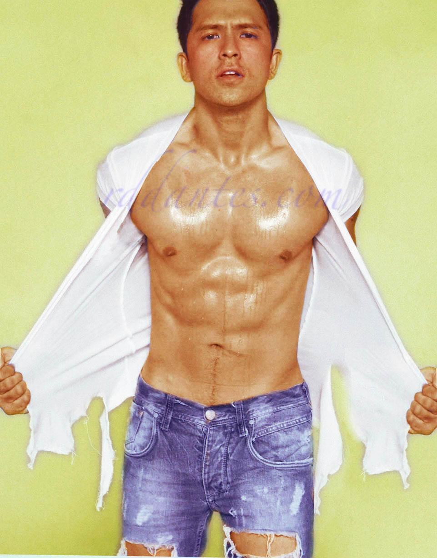 Dennis trillo nude hot men
