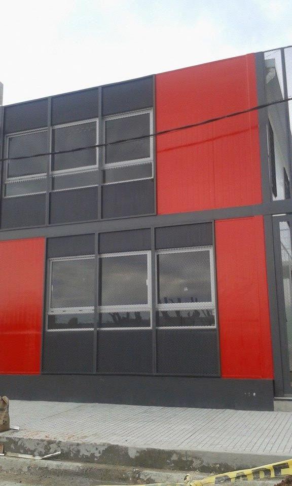 Setiembre 2014:Aulas nuevas para nuestro Liceo