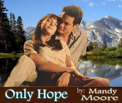 Only Hope Mandy Moore Music Letter Notation With Lyrics For