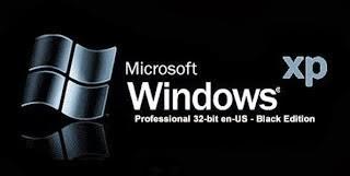 XP Professional SP3 x86 Black Edition 2014