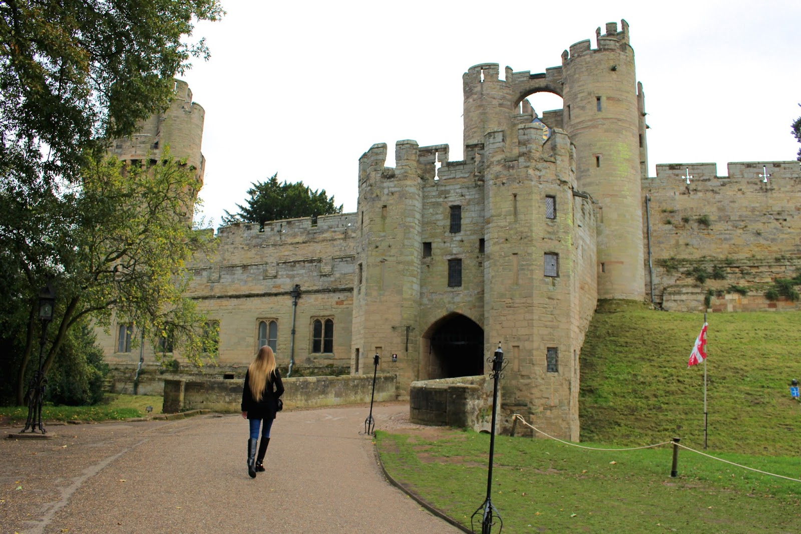 Warcwick Castle Blog Review