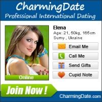 Join Charmingdate To Meet Single Russian Women And Hot Ukrainain girls