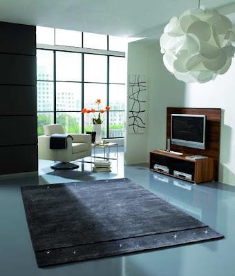 alfombras con cristales