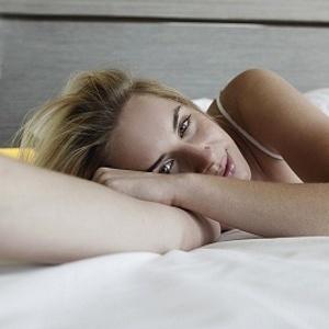 спокойна в секса