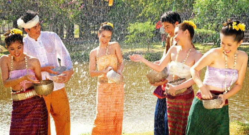 However Songkran In Thailand Is Actually Lasts From 5 20 April Depending On The Local Culture And Traditions