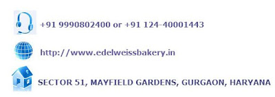 Contact Edelweiss Bakery in Gurgaon