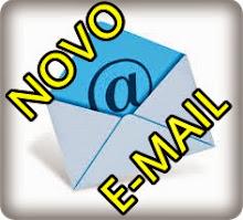 OPA! CHEGOU O NOVO E-MAIL