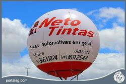 NETO TINTAS AUTOMOTIVAS E IMOBILIÁRIAS