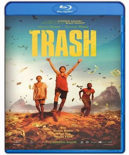 Trash, Ladrones de Esperanza HD 1080p Latino