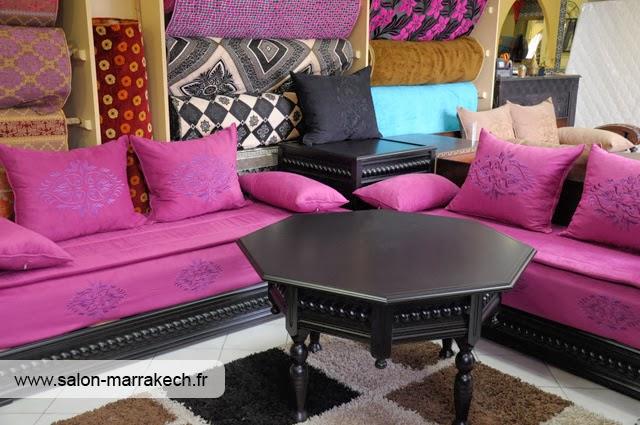 D Coration De Salon Marocain Janvier 2014