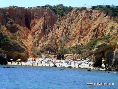Playa Lagos, Algarve Portugues