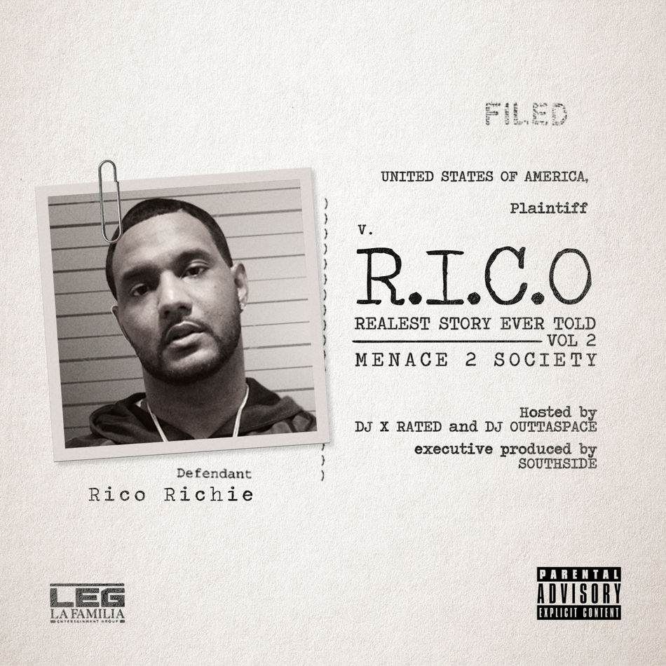 Mixtape: Rico Richie - Realest Story Ever Told Vol. 2