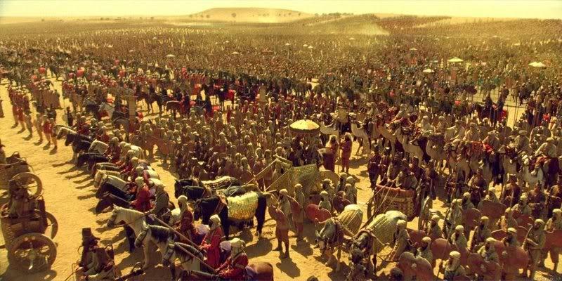 Lima Kehebatan Bangsa Persia yang Melegenda