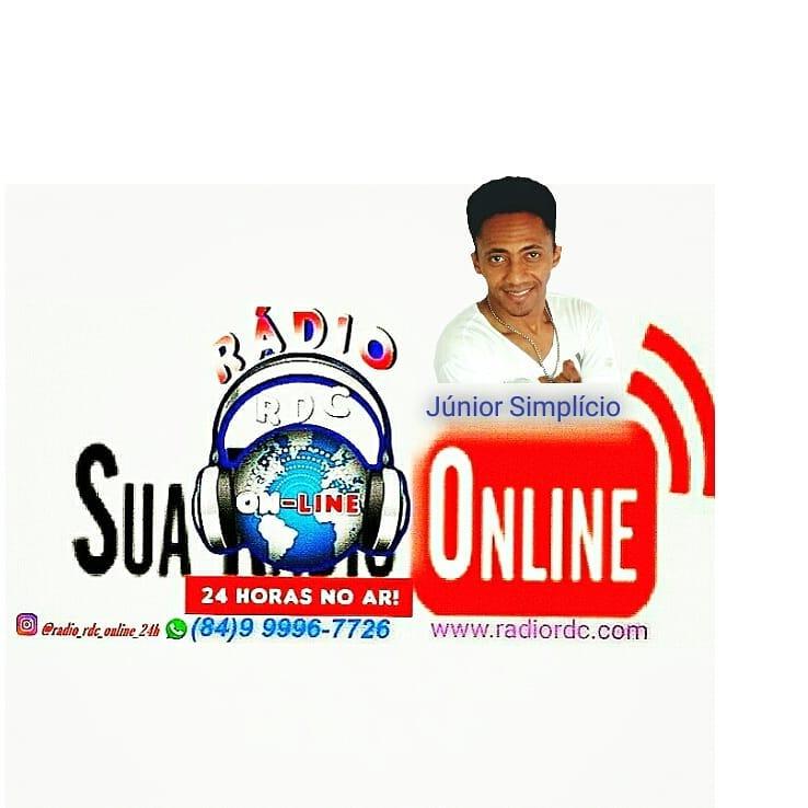 RÁDIO RDC ONLINE