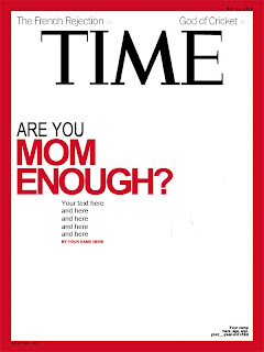Stand and Deliver: Make your own TIME Magazine cover!