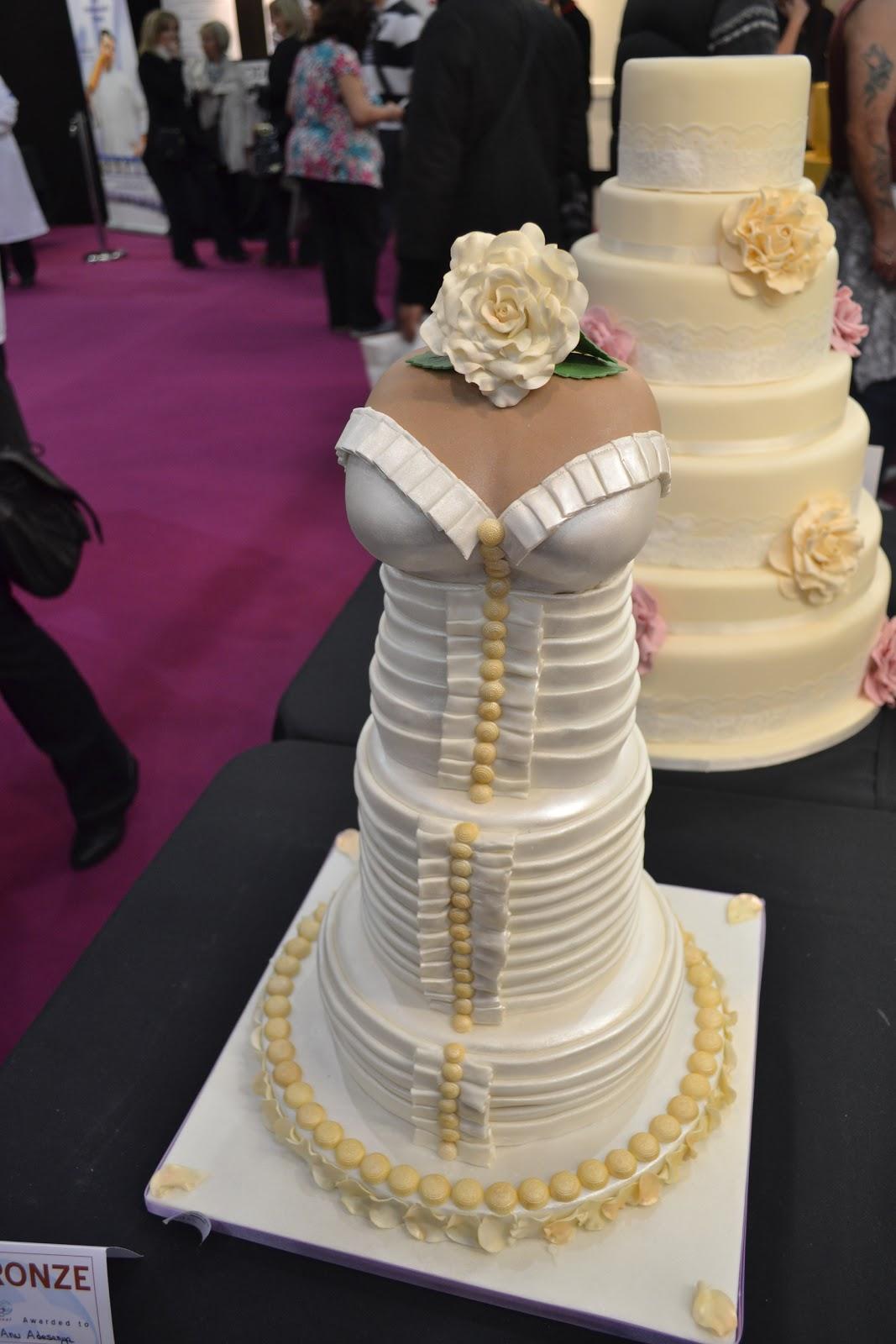 Cake Decorating Excel Centre : Esteri Cakes: Cake International, The Cake Decorating ...