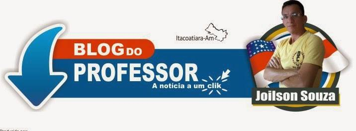 Blog  do Professor Joilson Souza