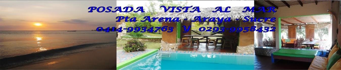 Posada Vista al Mar Araya Venezuela Estado Sucre