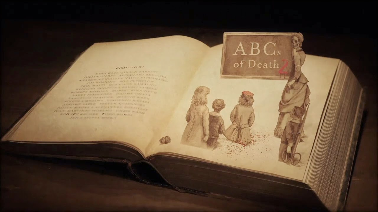 The ABCs of Death 2 (2014) S2 s The ABCs of Death 2 (2014)