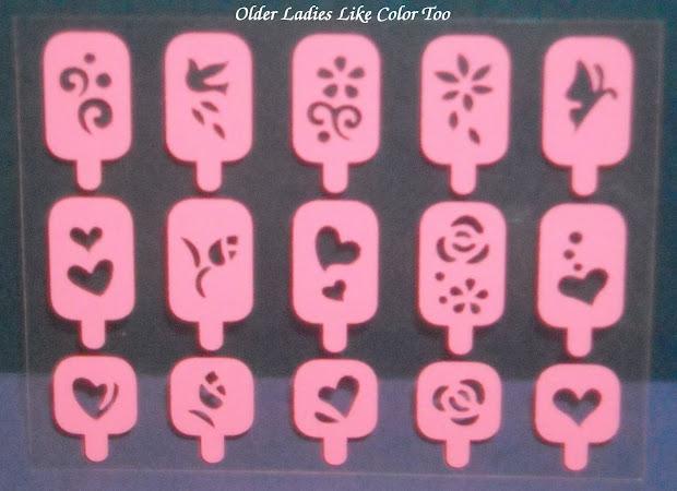older ladies color