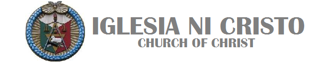 --------------------------- IGLESIA NI CRISTO OFFICIAL WEBSITE ---------------------------