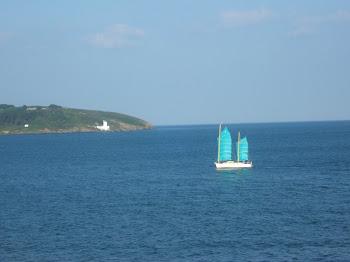 sail on...