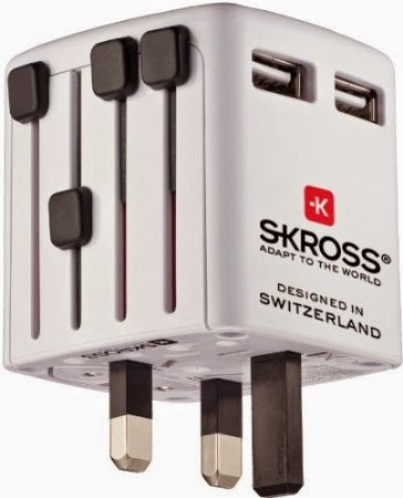 Skross World USB Chargerworth Rs 1999 for Rs 1399