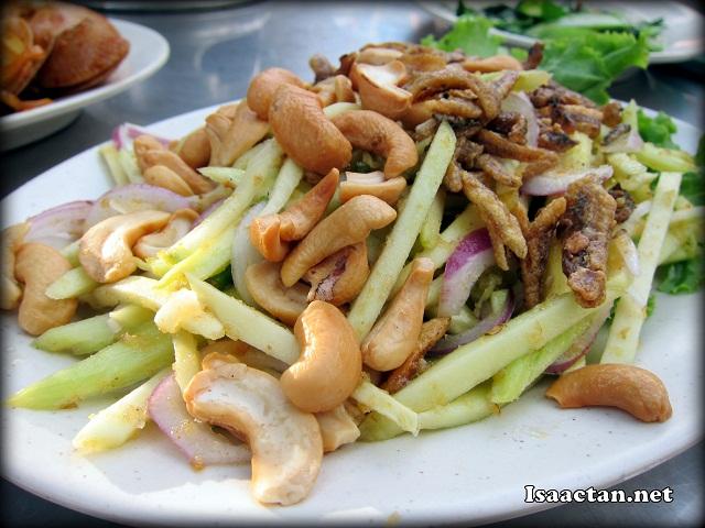 Mango Kerabu - RM9