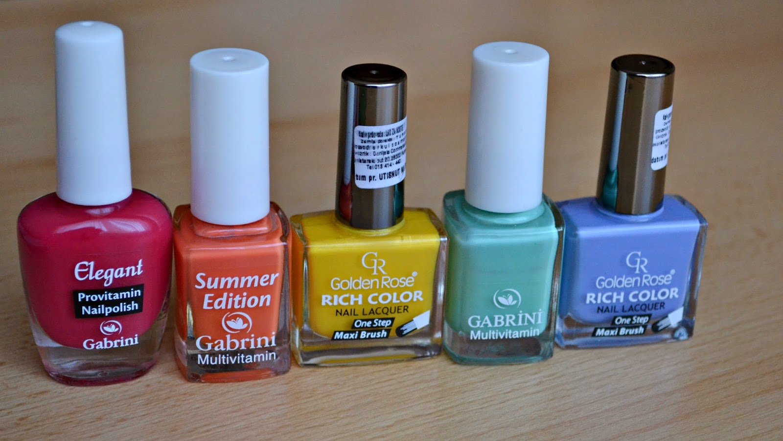 SS 2014 nail trends
