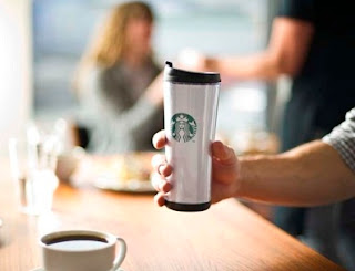 Free Starbucks Coffee or Tea
