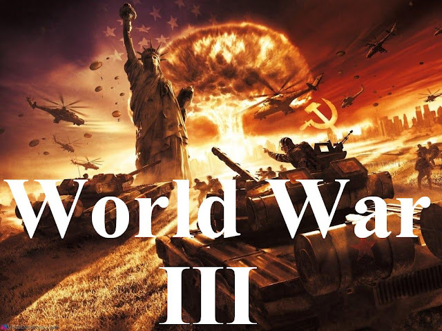 The Red Horse of the Apocalypse is Coming; World War III About To Start?
