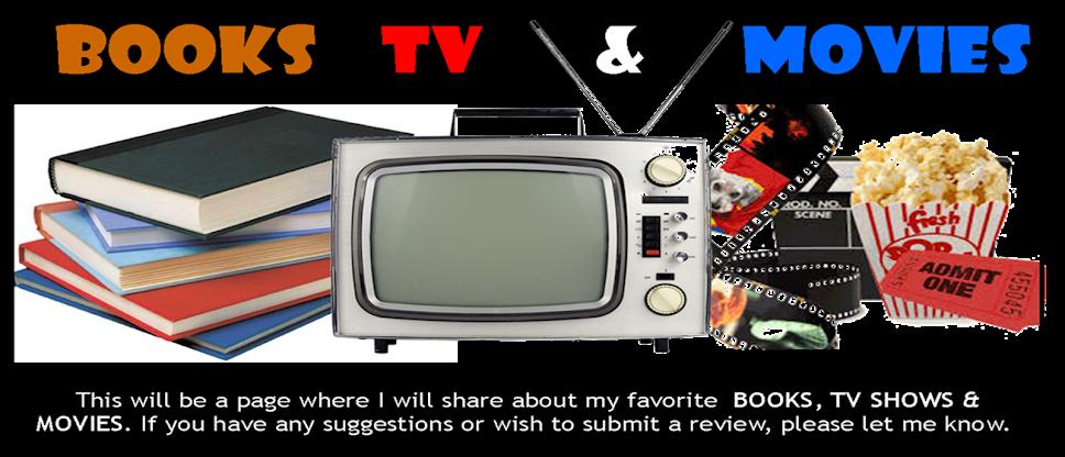 Books TV & Movies