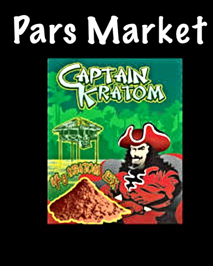 Captain Kratom 4Gram Extract at Vietnam Powder Pars Market Columbia Maryland 21045