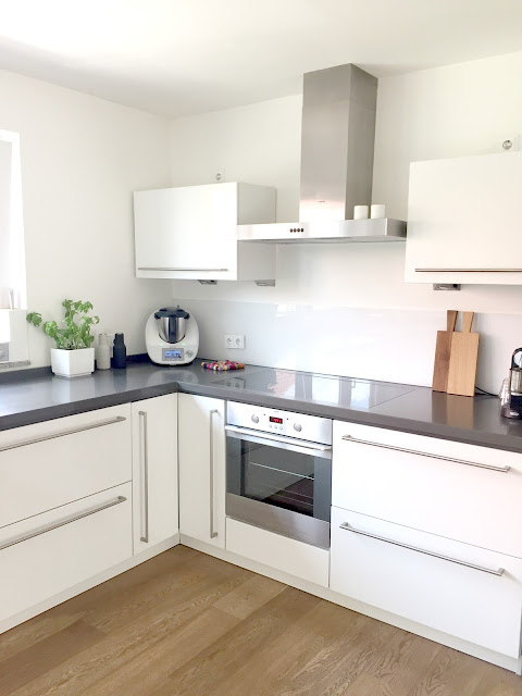 Wie bekommt man eine aufgeräumte Küche?