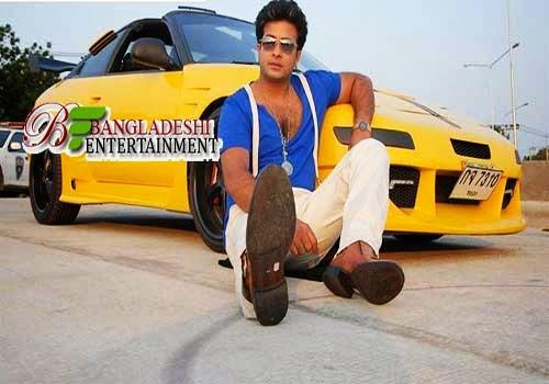 Bangladeshi Film actor Shakib Khan