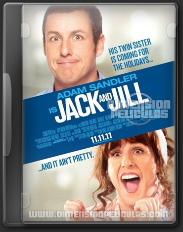 Jack and Jill (BRRip HD Español Latino) (2011)
