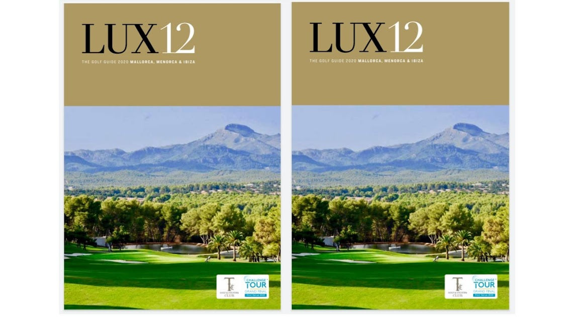 ___ LUX GOLF GUIDE 2020
