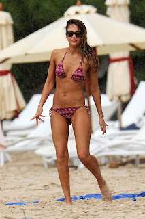 Jessica+Alba+with+Nicole+Richie+ ++Purple+Bikini+ +St+Barts+ +05.04.2013+ +156hq+57 Jessica Alba with Nicole Richie in Purple Bikini Candids in St Barts