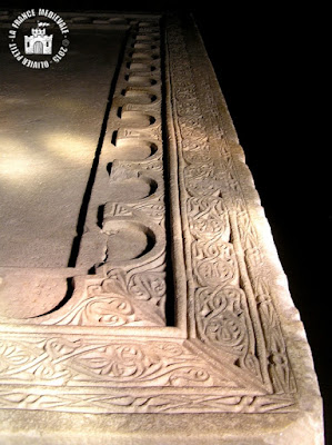 SAINT-ANDRE-DE-SOREDE (66) - Ancienne abbatiale (XIe-XIIe siècles)