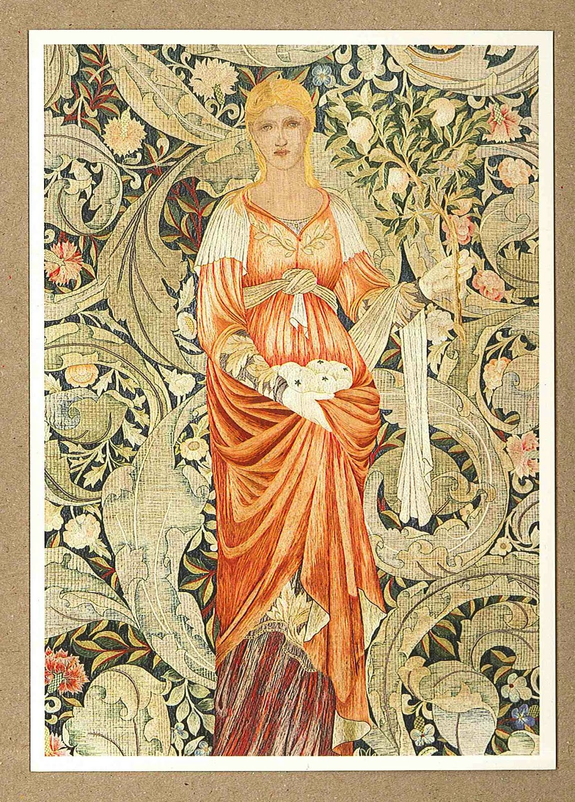 william morris heroes and - photo #18