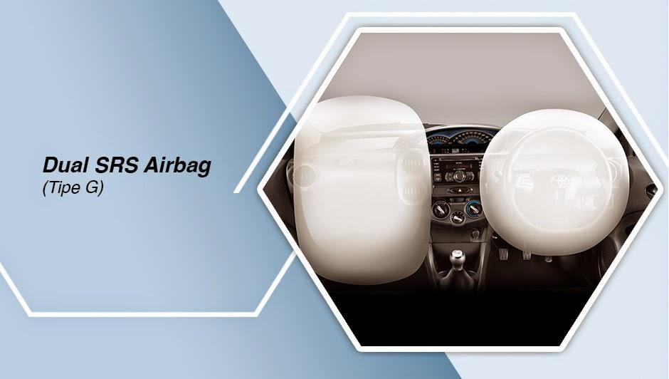 dual air bags etios valco 2015