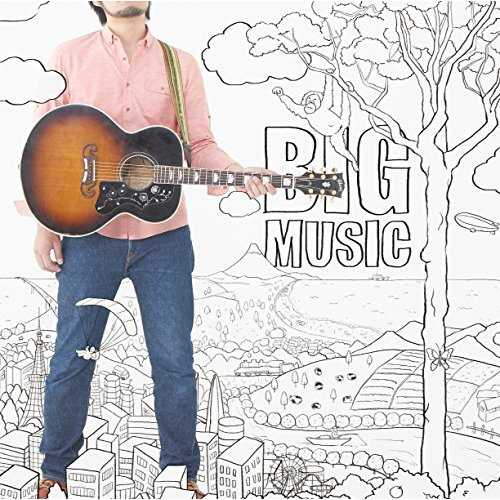 [Album] 浜端ヨウヘイ – BIG MUSIC (2015.06.03/MP3/RAR)