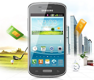 Gambar Samsung Galaxy Infinite Android Jelly Bean CDMA GSM