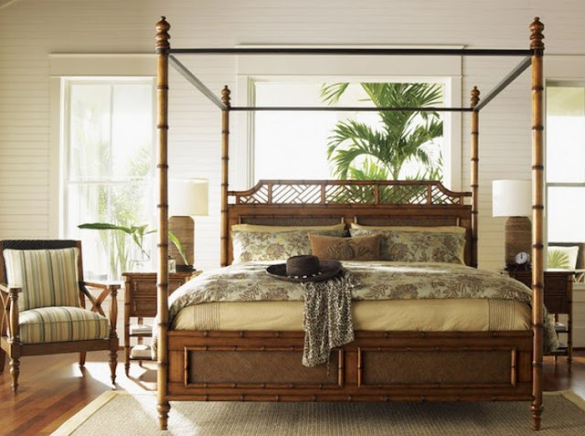 Tropical Bedroom Furniture Luxury