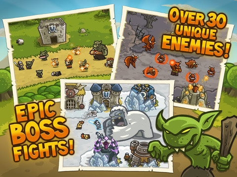 Kingdom Rush Steam