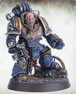 Space Marine Legion Centurion - Web Launch Exclusive